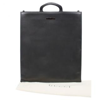 Gucci by Tom Ford Black Document Bag