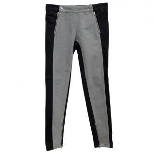 Stella McCartney Two=Tone Jeans