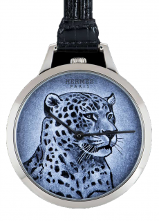 Hermes Panther D'Hermes Pocket Watch