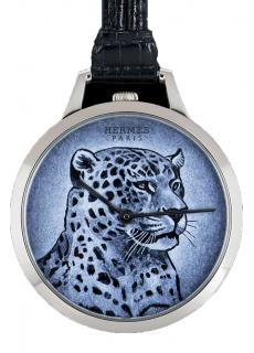 Hermes Panther D'Hermes Pocket Watch