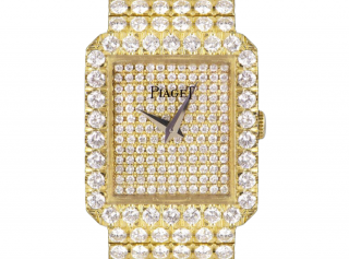 Piaget Diamond Set Dress Watch