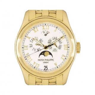 Patek Phillipe Annual Calender Gents Watch