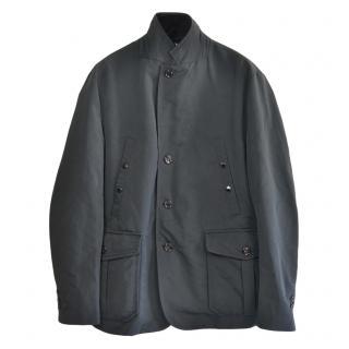 Moncler Black Lightweight Jacket