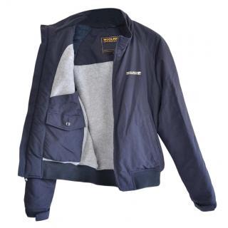 Woolrich Navy Bomber Jacket