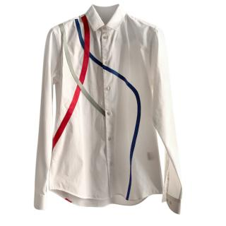 Carven Grosgrain Detail Classic Shirt