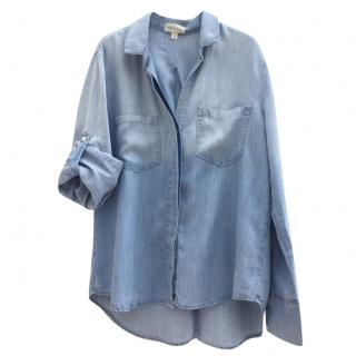 Cloth & Stone Denim Tunic Dress