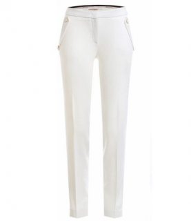 Emilio Pucci Double Face Virgin Wool Pants