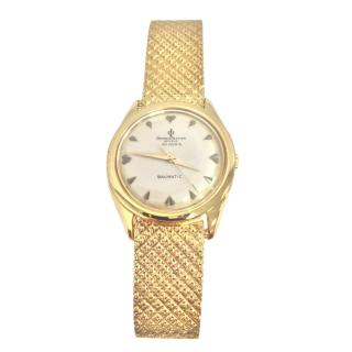 Baume et Mercier 18k yellow Gold Beaumatic Watch