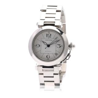 Cartier Pasha C Automatic Stainless Steel Watch