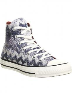 Missoni x Converse Chuck Taylor All Star High-top Trainers