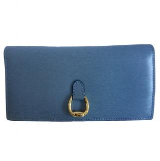 Ralph Lauren Epi Leather Wallet