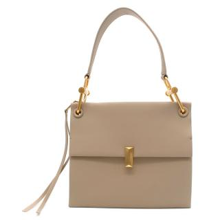 BOSS Hugo Boss Beige Kristin shoulder bag