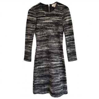 Isabel Marant Etoile Stretch Knit Fitted Dress