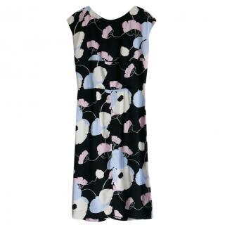 Marni Floral Print Resort Collection Shift Dress