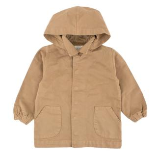 The Simple Folk Lightweight Jacket in Camel