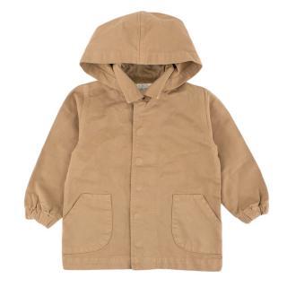 The Simple Folk Lightweight Jacket in Camel