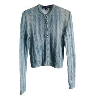 Ralph Lauren Collection mohair cardigan