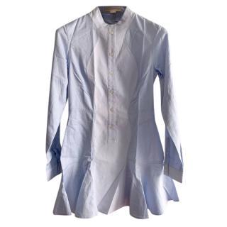 Stella McCartney Blue Shirt Dress