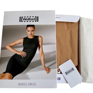 Wolford Fitted Bilbao Nude Dress