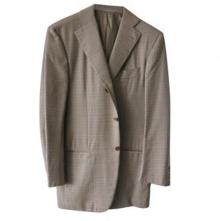 Luigi Borrelli fine wool sport jacket/blazer