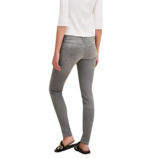 Maje Grey Low Rise Skinny Jeans