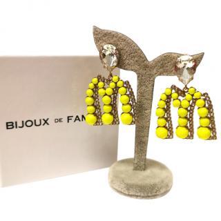 Bijoux De Famille Junk Food Pendant Earrings