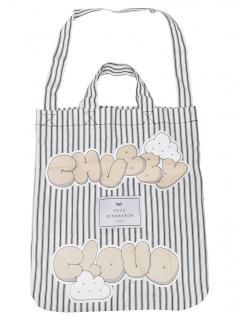Anya Hindmarch Chubby Cloud Print Tote Bag