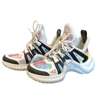 Louis Vuitton Mulit coloured Archlight Sneakers