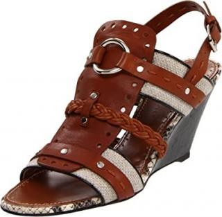 Proenza Schouler gladiator wedge sandals