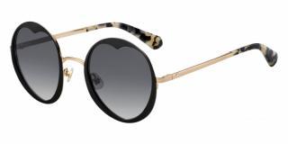 Kate Spade Roasario/s Black Sunglasses