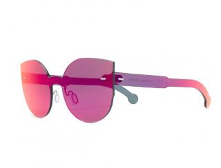 Retrosuperfuture Tuttolente Lucia Pink Sunglasses