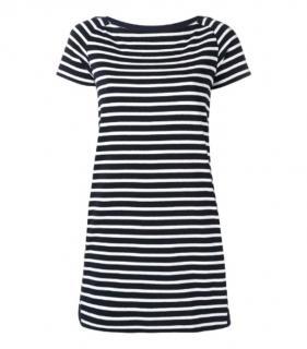 Sacai Nautical Striped Dress
