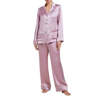 Olivia Von Halle Coco Lust Silk Pyjamas