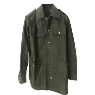 Bally Khaki Safari Jacket
