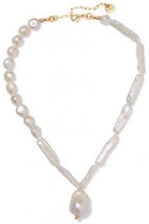 Anita Berisha Seashore Pearl Necklace