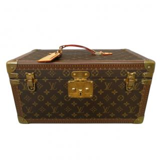 Louis Vuitton Monogram Traincase
