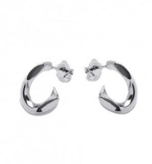 Annelise Michelson�Dechainee Mini Pierced Chain Earrings