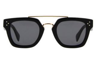 Celine Havana Bridge Tortoiseshell Sunglasses