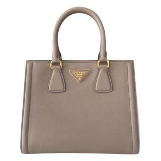 Prada Saffiano Lux Top Handle Bag