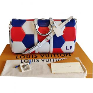 Louis Vuitton Special Order World Cup Keepall 50