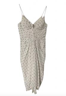 Zimmermann Spotted Sleeveless Dress