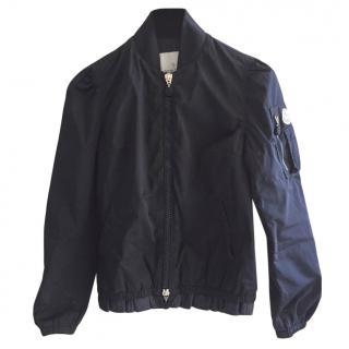 Moncler Navy Bomber Jacket