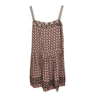 Miu Miu Embellished Beads Dress, Stunning.