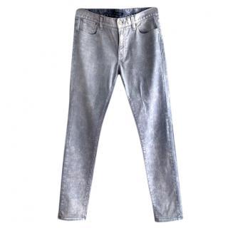 Ralph Lauren Bleached Jeans