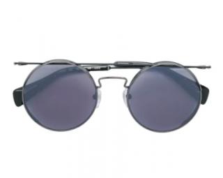 Yohji Yamamoto Round Wire Frame Sunglasses