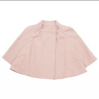 Marni pink zipped front short jacket