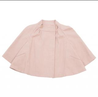 Marni pink zipped front short jacket