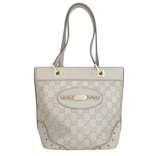 Gucci Guccissima mini shoulder tote bag