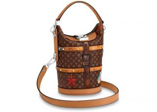 Louis Vuitton Monogram Duffle Time Trunk Limited Edition