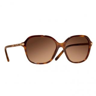 Burberry Oversize Tortoiseshell sunglasses